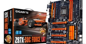 Gigabyte Z97X-SOC Force LN2