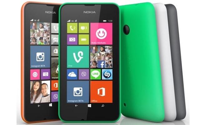 Zyrtarizohet Nokia Lumia 530