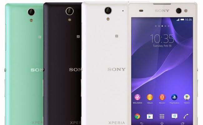 Njoftohet Sony Xperia C3, një Smartphone i dedikuar për Selfie