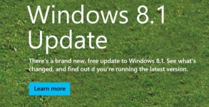 Windows 8.1 perditesimi