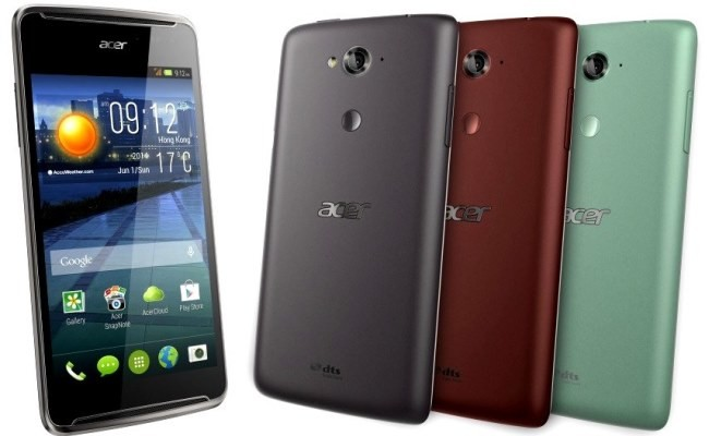Acer lanson smartphone-in Liquid X1 me procesor 8-bërthamor