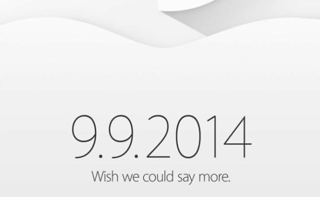 Ngjarja për Apple iPhone 6 do të mbahen më 9 Shtator
