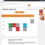 Gjirafa.com mundëson orarin e filmave dhe pamjet drejtpërdrejt për DokuFest 2014