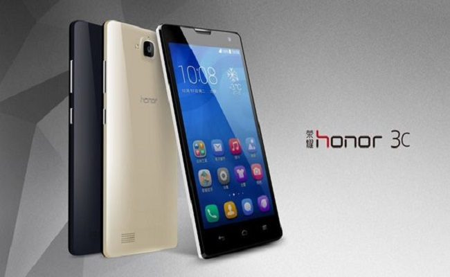 Zyrtare: Huawei lanson smartphone-in Honor 3C Play