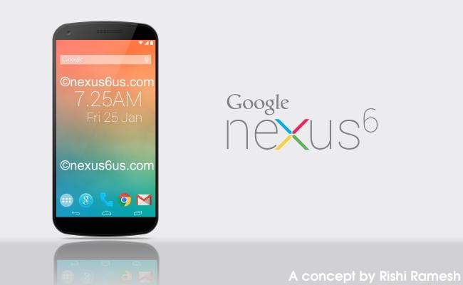 Google së shpejti lanson modelin e ri Nexus 6