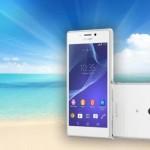 Zyrtare: Prezantohet Sony Xperia M2 Aqua Smartphone-i
