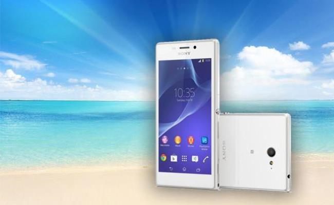 Zyrtare: Prezantohet Smartphone-i Sony Xperia M2 Aqua