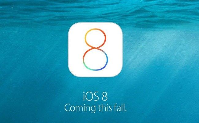 iOS 8 i gatshëm për shkarkim