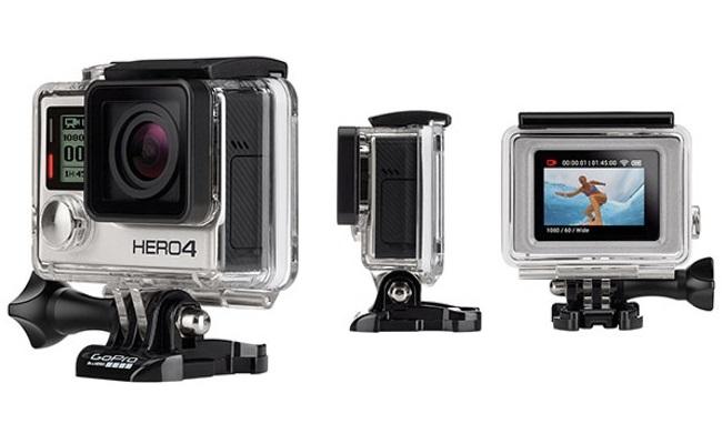Rrjedhin pamjet dhe karakteristikat e kamerës GoPro Hero4