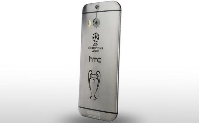 HTC fillon me serinë HTC One (M8) Champions League