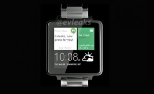 HTC Smartwatch koncept