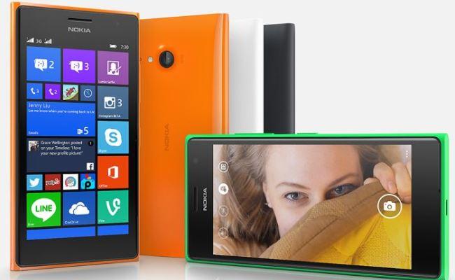 Microsoft lanson dy modele, Lumia 730 dhe 735 për Selfie