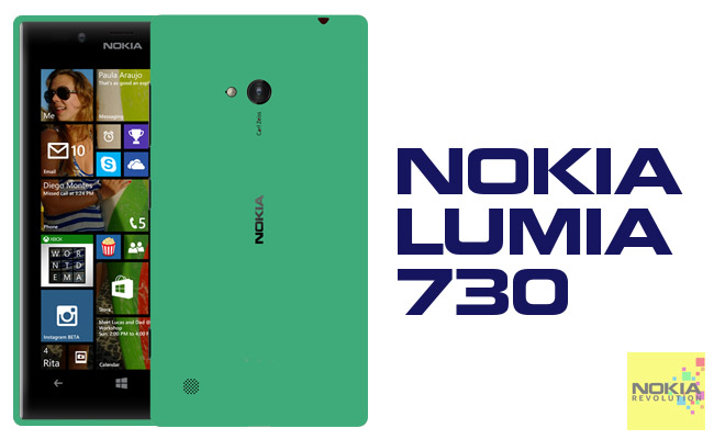 Microsoft së shpejti prezanton Nokia Lumia 730