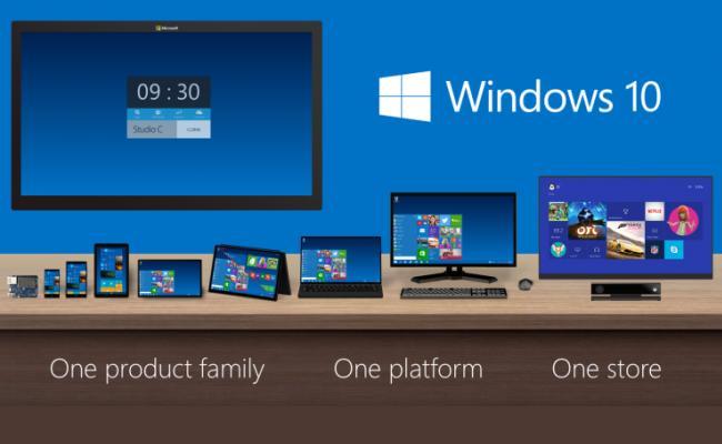 Versioni i ardhshëm i Windows-it, është Windows 10