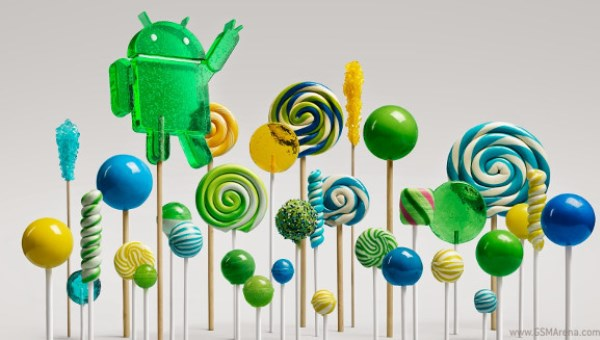 Android Lolipop 5.0