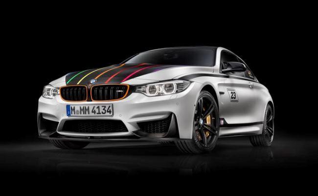 Njoftohet për BMW M4 DTM Champion Edition