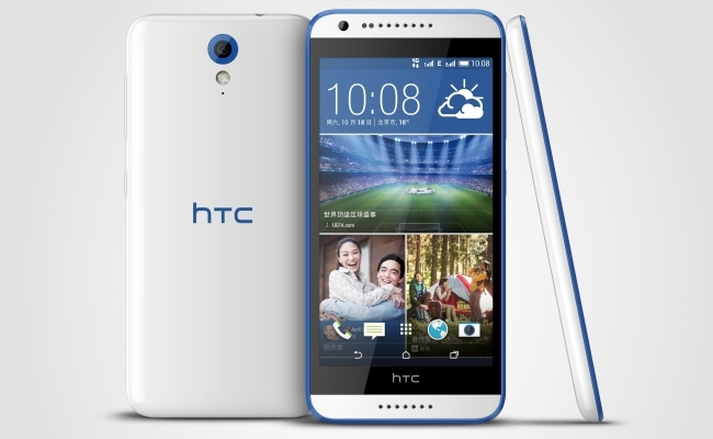 Rrjedhin fotot e para të HTC Desire 820 Mini