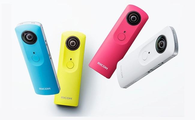 """Ricoh lanson video kamerën e re 360-shkallë """"Theta M15″"""