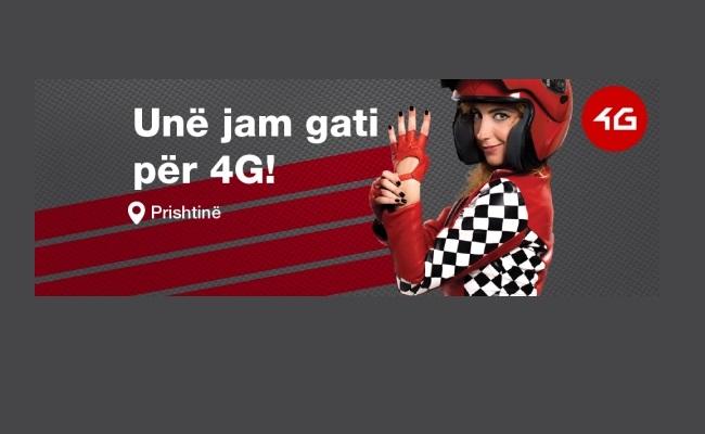 IPKO është gati për 4G!