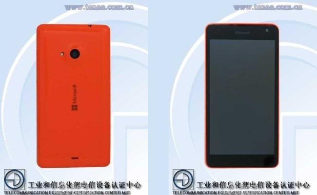 Rrjedhin pamjet e smartphone-it të ardhshëm me logo Microsoft Lumia