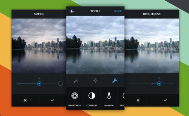 Instagram sjellë pesë filtra të ri për imazhe në aplikacion
