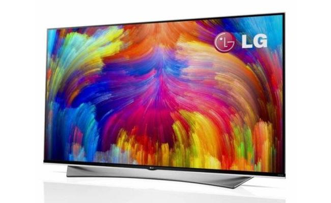 LG 4K Ultra HD