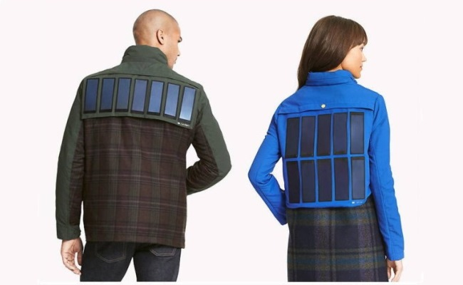 Tommy Hilfiger lanson xhaketa me panele solare