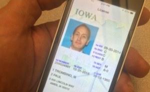 iPhone  patente shofer