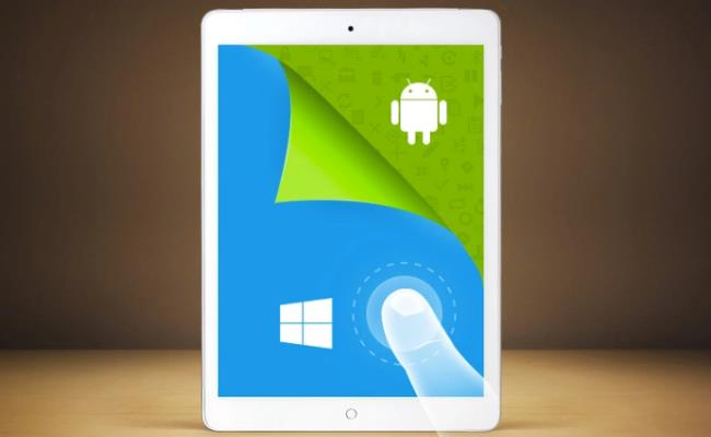 Lansohet kloni kinez i iPad-it me dy platforma, Android dhe Windows 8.1