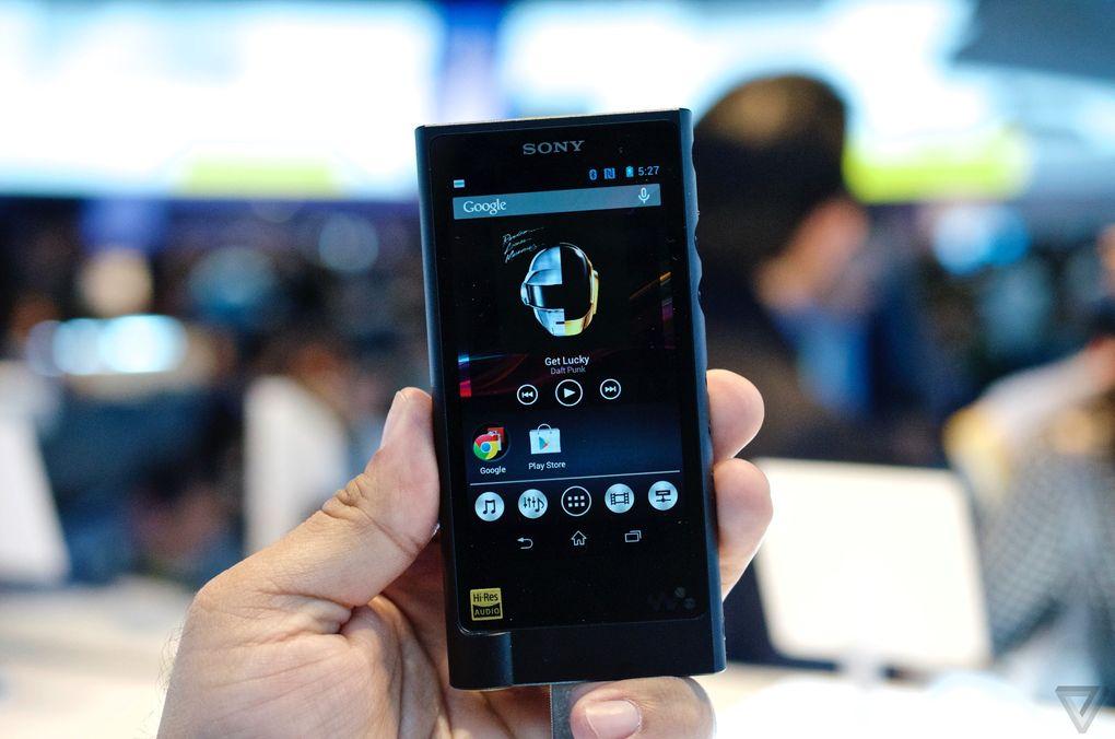 Prezantohet Sony Walkman i ri