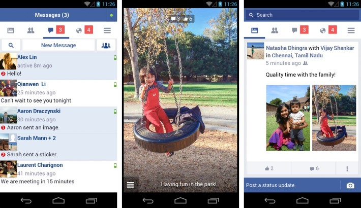 Facebook lançon Facebook Lite (APK)