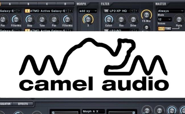 Apple blen Camel Audio