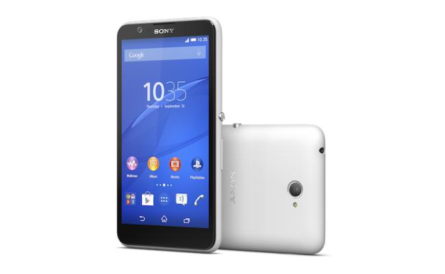 Sony njofton për smartphone-in e ri Xperia E4
