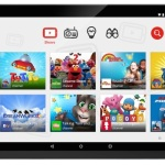 "Google lanson aplikacionin ""YouTube for Kids"""
