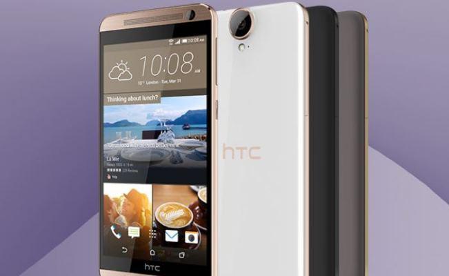 Konfirmohen specifikat të HTC One E9 +