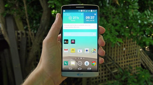 LG G3- front- Ameble