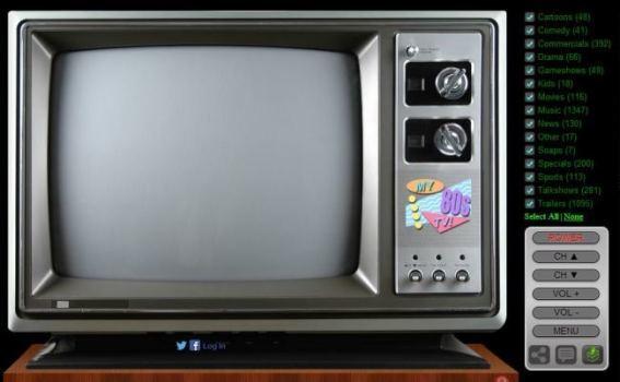 Shikoni kanalet tuaja të preferuara të viteve '70, '80 dhe '90