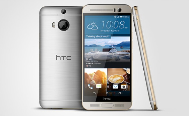 HTC lanson edhe modelin One M9 Plus