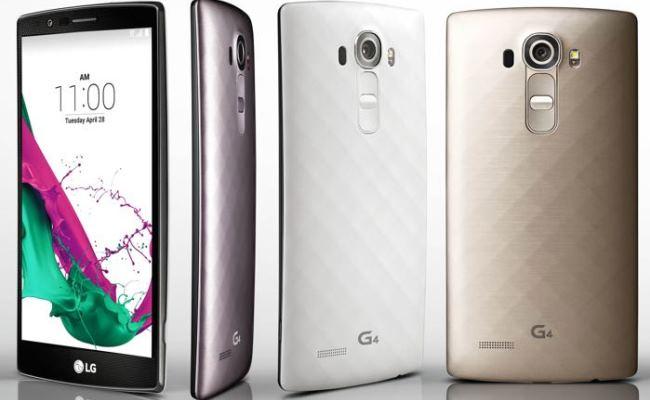 LG G4 është smartphone më i ri në treg