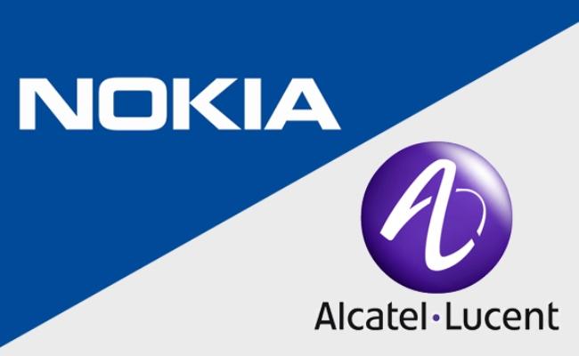 Nokia në bisedime për të blerë Alcatel-Lucent