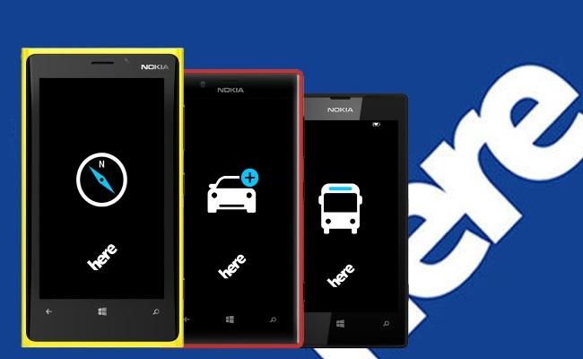 """Në shitje shërbimi i hartave """"Nokia HERE"""""""