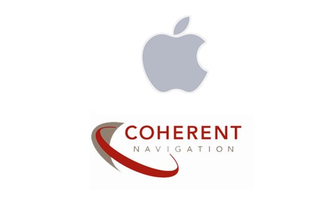 Apple blen kompaninë e GPS-it, Coherent Navigation