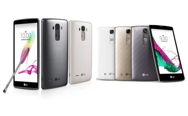 Lansohen zyrtarisht LG G4 Stylus dhe G4c