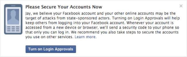 Facebook sulm i sponzorizuar