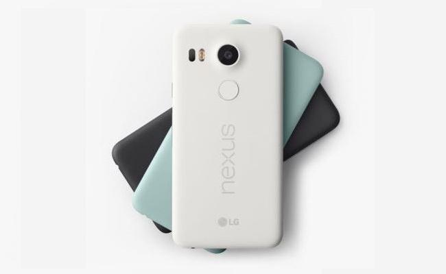 LG Nexus 5X fillon shitjet në disa shtete