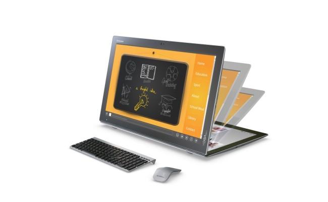 Lenovo prezanton Yoga 900 dhe Yoga Home 900 me Windows 10