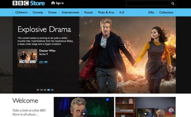 BBC lanson BBC Store