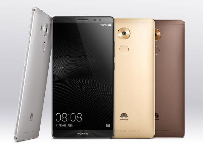 Lansohet në Kinë smartphone-i Huawei Mate 8