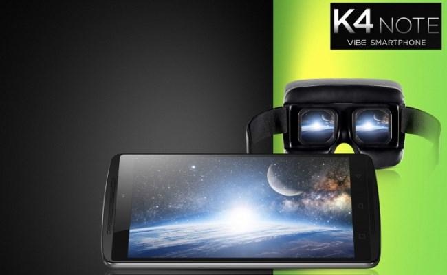 Prezantohet Lenovo Vibe K4 Note