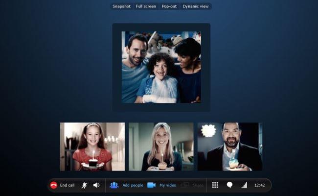 Skype me opsione të reja për pajisje mobile (Video)